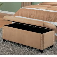 Settee Bench With Storage by Bedrooms Adorable End Of Bed Storage Bench Settee With Storage