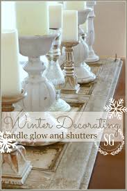 great decor with candle hair2014 blogspot com