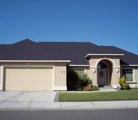 choosing exterior house paint colors brick ranch makeover wall