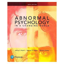 Vanity Psychology Abnormal Psychology In A Changing World Hardcover Jeffrey S