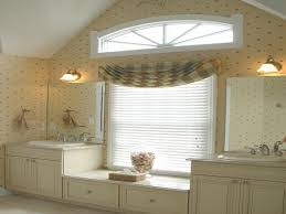 bathroom window treatments sightly bathroom window treatments