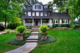 Front House Landscaping by Best Ideas Present Front Yard Landscape