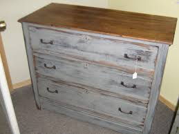 Grey And Oak Furniture Furniture White Distressed Dresser With Drawers And Silver Handle