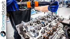 lexus v8 aircraft engine car factory production mercedes amg sls v8 engine 2017 how it