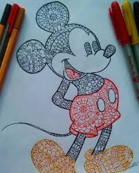 25 mickey mouse drawings ideas disney pencil