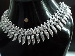 white metal necklace manufacturer from jaipur