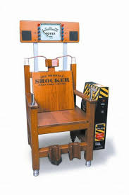 Do They Still Use The Electric Chair 8 Tasty Facts About Dave U0026 Buster U0027s Mental Floss