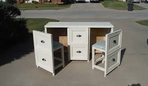ana white hidden desk diy projects