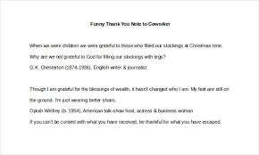 10 thank you notes free sle exle format