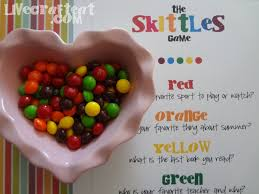 Ice Chips Candy Where To Buy Best 25 Skittles Game Ideas On Pinterest Fun Icebreaker Games