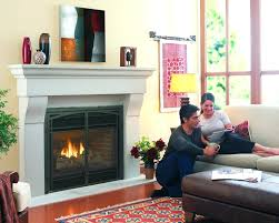 natural gas fireplace heaters vented insert vent free direct