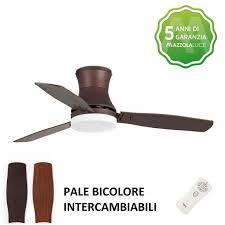 ventilatore soffitto telecomando ventilatore da soffitto con luce telecomando pale reversibili 33386