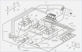 golf cart solenoid wiring diagram bioart me