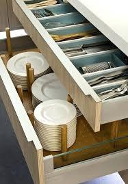 organisateur de tiroir cuisine organisateur tiroir cuisine separateurs de tiroirs organiseur de