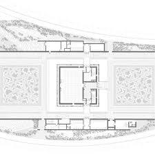 floor plan of mosque gallery of kapsarc mosque hok 12