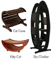 Modern Design Cat Furniture by Cat Tree Cat Tower The One White Modern Design Cat Furniture