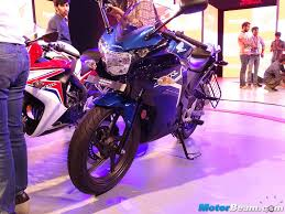 cbr motorcycle price in india honda cbr250r motorbeam indian car bike news review price