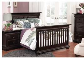 Crib To Toddler Bed Munire Majestic Flat Top Convertible Crib Toddler Bed Bed