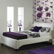 Mattresses And Bed Frames Faux Leather 3ft 3ft6 4ft 4ft6 5ft 6ft Sleigh Bed Colour