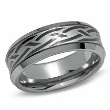 mens tungsten rings images Tungsten rings rings zales jpg