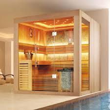 sauna im badezimmer heim sauna wellness im eigenen badezimmer eago deutschland