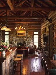interior of homes best 25 log cabin interiors ideas on cabin interiors