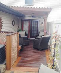 ground level deck building home u0026 gardens geek