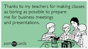 Teacher Appreciation Memes - thank you notes for awesome teachers