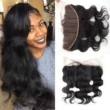 sew in with lace closure premium 8a 10 20 wave 100 remy hair