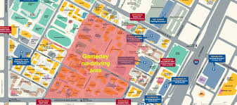 Michigan Stadium Parking Map Michigan Map by Tailgating Policy Usc
