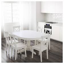 dining room tables with extension leaves ingatorp extendable table ikea