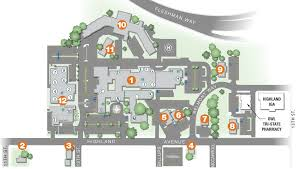 Washington And Lee Campus Map by Visit Us Tri State Hospital