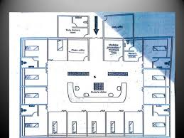 floor plan of hospital hospital planning and layout ppt