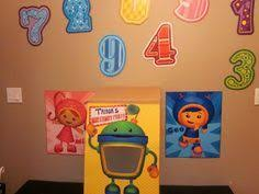 team umizoomi party supplies team umizoomi birthday party ideas decorate walls decorating