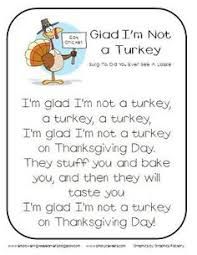 turkey writing template ideas thanksgiving