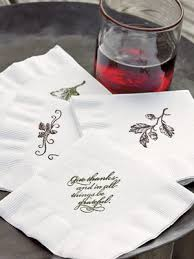 thanksgiving dinner napkins 40 thanksgiving decorations that will make your home feel cozier