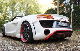 audi r8 modified regula tuning audi r8 spyder updated modcarmag