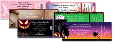 example of a flyer for an event event ticket printing samples