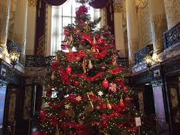 pittsburgh symphony association menorah and christmas tree