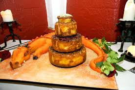 pork pie wedding cake mands ghanaian meat pies martie knows