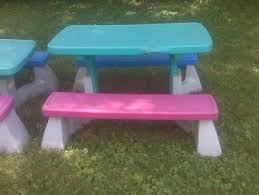 fisher price childrens picnic table free fisher price adjustable picnic table kids other toys