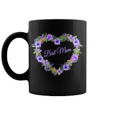 best coffee mugs ever mom flowers heart coffee mug mothers day
