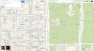 Map Of Hyde Park Chicago by Play Pac Man On Google Maps Now And Run From Ghosts In Millennium