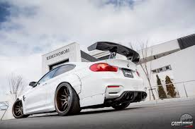 stanced bmw m4 stance bmw m4 f32 cartuning best car tuning photos from all
