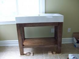 Build Your Own Bathroom Vanity Cabinet Magnificent How To Make A Bathroom Cabinet Cabinets On Build