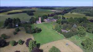 walled garden drone footage youtube