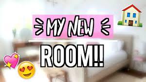 my new room bedroom makeover w mr kate alisha marie youtube
