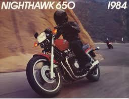 honda nighthawk honda cb650sc nighthawk