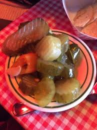 packo pickles sweet hot pickles picture of tony packo s cafe toledo