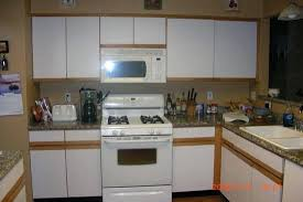 Kitchen Cabinet Refacing Ideas Kitchen Cabinet Refinishing Before And After Pictures Reface